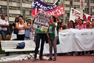 Movilizaciones en Paraná y Concepción del Uruguay por los femicidios