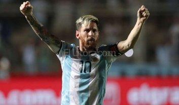 Argentina gana por Messi y toma aire