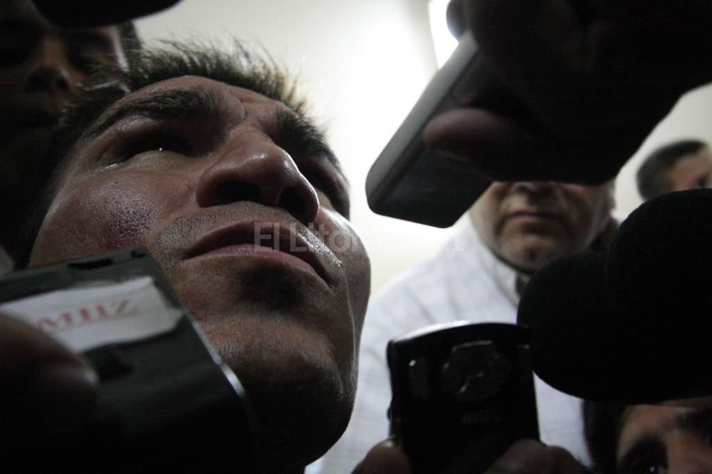 El ex campeón mundial Carlos Baldomir estaba radicado en Junín, Buenos Aires, donde fue apresado este viernes. <strong>Foto:</strong> Archivo El Litoral / Pablo Aguirre