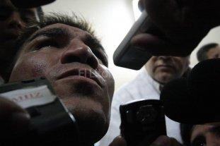 "Detuvieron a ""Tata"" Baldomir  acusado por abuso sexual"