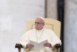 El Papa recordó que Argentina pasó de ser un país de tránsito a uno de consumo y producción de drogas