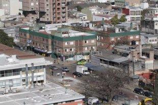 Otra pelea de trapitos en pleno centro de la ciudad