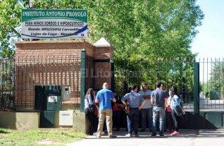 Una víctima del cura Ilarraz se solidarizó con los alumnos del Próvolo