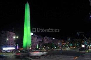 El Obelisco y otros monumentos del mundo teñidos de verde por Chapecoense