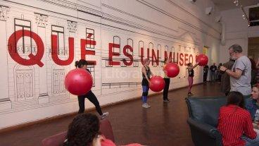 Para reflexionar sobre los museos - El taller se dictará en el Museo Rosa Galisteo y forma parte de la muestra Inventario, recientemente inaugurada.
