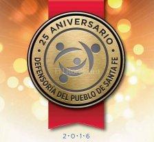 Acto institucional por el 25° Aniversario de la Defensoría del Pueblo
