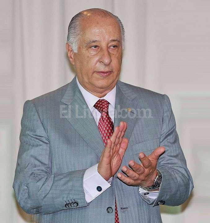 Marco Polo Del Nero, presidente de la CBF. Crédito: Gentileza www.cbf.com.br