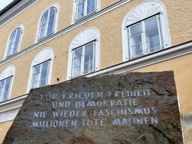 El gobierno de Austria expropia la casa natal de Hitler
