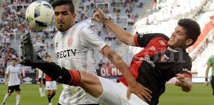 Montero probó con Ortiz por Olivera, único cambio -
