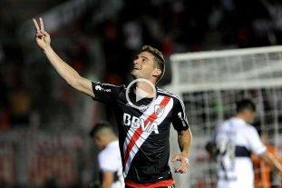 Con un gol de Alario, River llegó a la final de la Copa Argentina