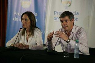 """Peña y Vidal """"abrieron"""" el retiro espiritual del gabinete nacional -"""