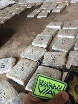 Secuestran más de 150 kilos de marihuana