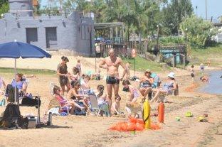 Con la habilitación de una nueva playa, ya son siete los balnearios en la Ciudad -