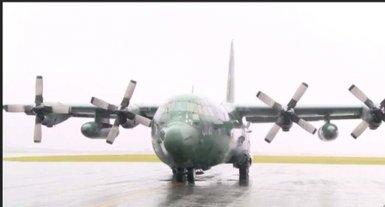 Llega a Chapecó el primer avión con los restos de los futbolistas