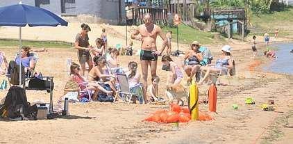 Con la habilitación de una nueva playa, ya son siete los balnearios en la Ciudad