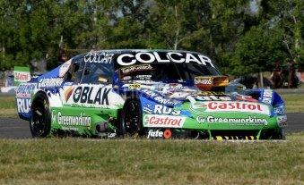 Mazzacane hizo la pole, Rossi quedó 2º y Werner 12º