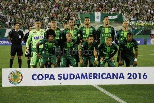 Chapecoense sería declarado campeón de la Copa Sudamericana