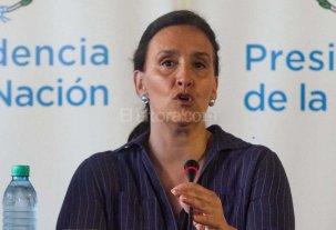 Michetti defendió el blanqueo de capitales para familiares de funcionarios públicos