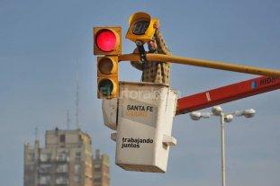 Ya hay 60 semáforos con decrementadores en Santa Fe