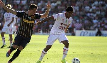 Unión le ganó 2 a 0 a Rosario Central