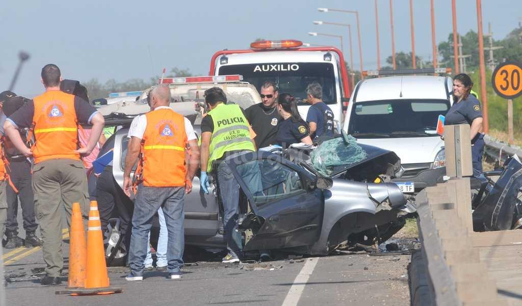 Choque en la Ruta 70 deja una fallecida y 3 heridos -  -
