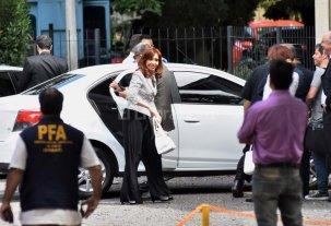 Cristina declara como  en el juicio por irregularidades en la investigación de la AMIA