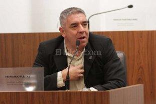 Desvalijaron la casa del concejal Fernando Fleitas
