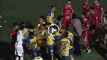Video: otro árbitro del ascenso agredido