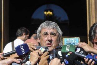 """Balagué invita a una """"jornada"""" como respuesta al reclamo salarial"""