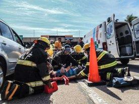 Cómo actúan en el Túnel Subfluvial ante una emergencia