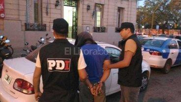 Detuvieron a un sospechoso por el crimen de Arrufó