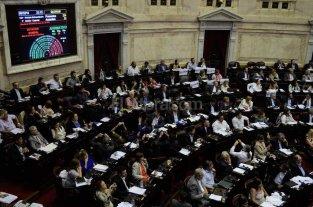 La oposición impuso su proyecto de reforma de ganancias
