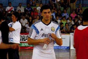 Falleció un jugador de la Selección Argentina de futsal