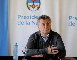 Macri espera cambios en el Senado