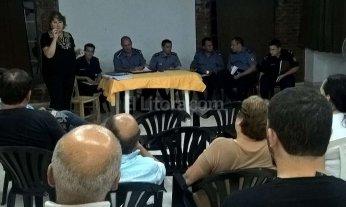 Se reunió el Consejo de Seguridad de San José del Rincón