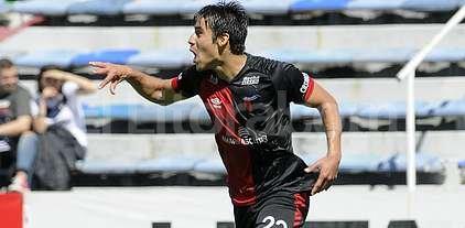 Iván Torres quedó habilitado para jugar ante Independiente -  -