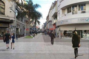 El municipio busca continuar la remodelación de la peatonal