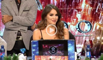 Video: Lali Espósito fue jurado en Showmatch
