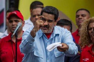 """Maduro calificó al presidente de Brasil como """"sicario"""""""