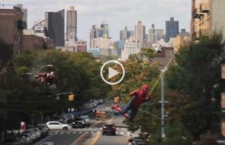 Mirá el trailer de la nueva película de Spider-Man