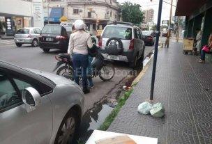 Quejas por autos estacionados en dársenas para discapacitados