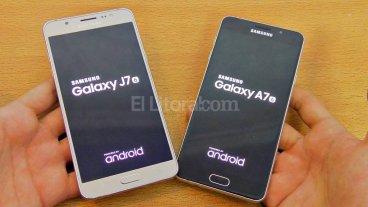 Ladrones de Samsung J7