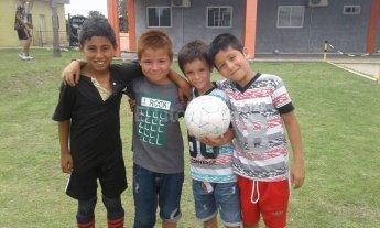 Exitoso torneo Infanto Juvenil de Pucará