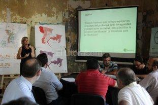 La seguridad, uno de los ejes para definir la Estrategia de Resiliencia en la ciudad