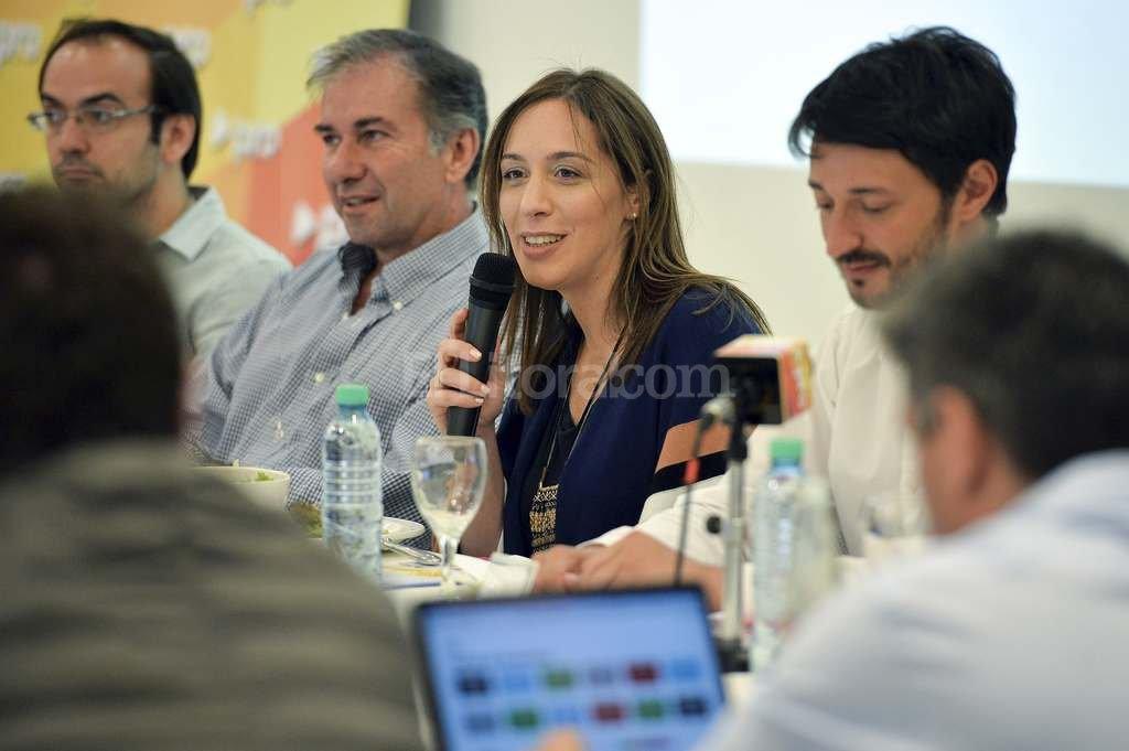 Vidal rechazó el proyecto de Ganancias de la oposición -  -