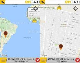 Insólito: pidió un taxi en Santa Fe y el coche estaba en África