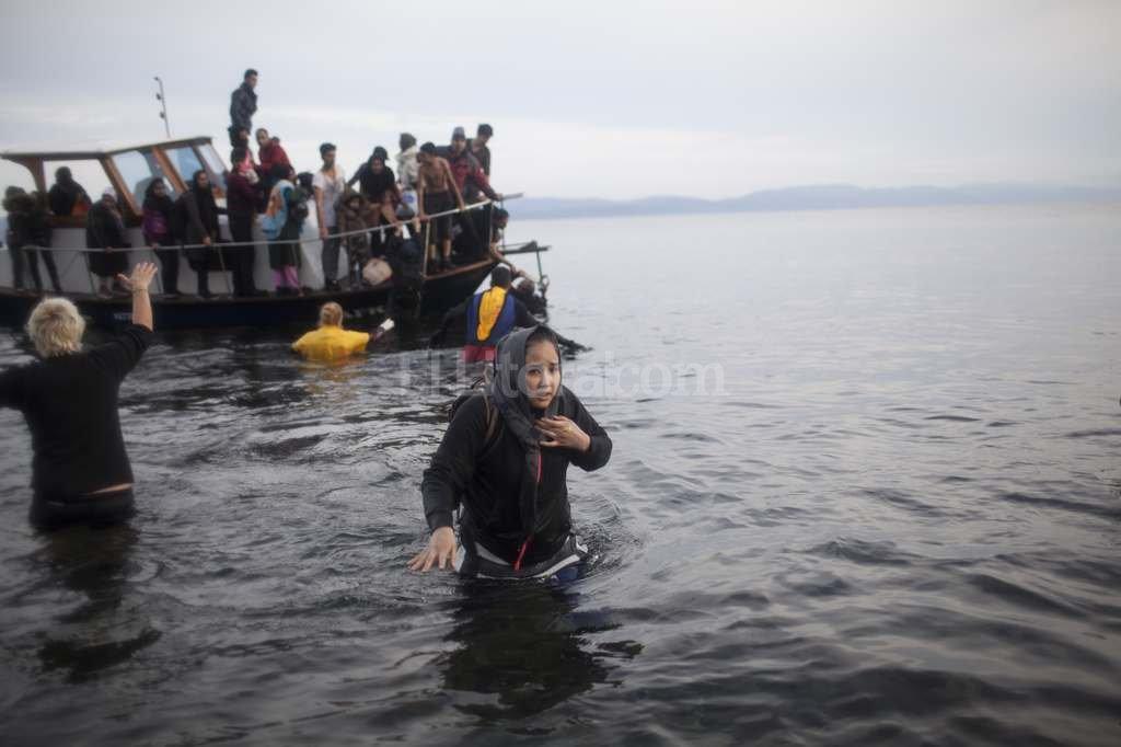 Murieron al menos 5000 migrantes en el Mediterráneo en 2016