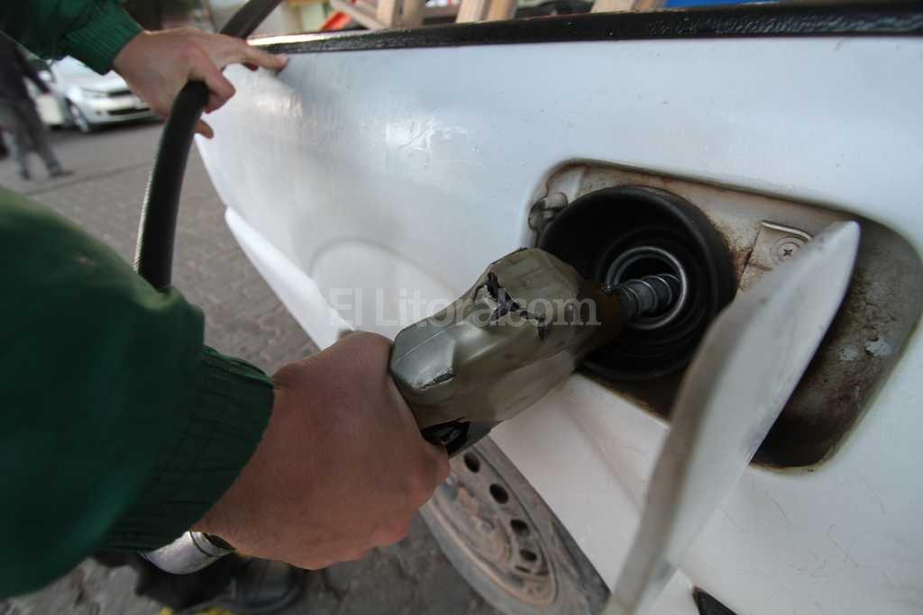 A partir de enero aumenta la nafta