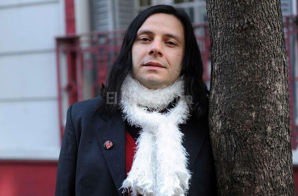 Cristian Aldana. Crédito: Archivo