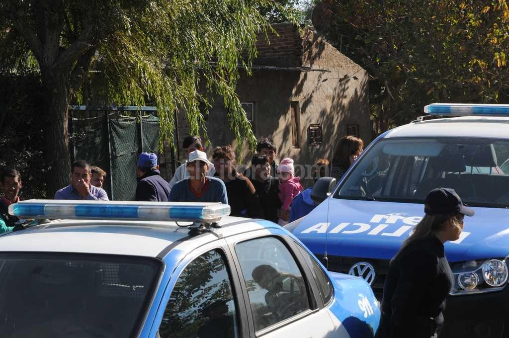 Un crimen brutal, año 2015 / Archivo El Litoral / Flavio Raina